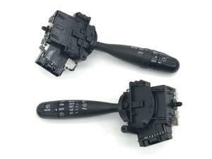 _b65824 ダイハツ タント カスタムRS CBA-L375S コンビネーションスイッチ レバー ライト ディマー ワイパー L385S