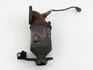 _b65824 ダイハツ タント カスタムRS CBA-L375S 触媒 コンバーター O2センサー付き ショクバイ キャタライザー catalyzer KF-DET L385S