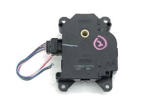 _b65824 ダイハツ タント カスタムRS CBA-L375S エアコンサーボ モーター (2) 113800-2720 L385S