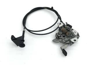 _b65824 ダイハツ タント カスタムRS CBA-L375S ボンネット フード キャッチ オープナー レバー ワイヤー ケーブル ロック L385S