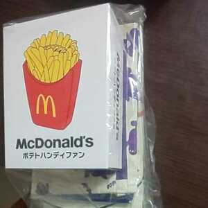 【新品未開封・マクドナルド】 ビッグスマイルバッグ(商品無料券なし)