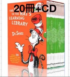 The Cat in the Hat's Library 20冊+CD