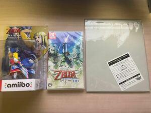Nintendo Switch ゼルダ スカイウォードソード hd amiibo