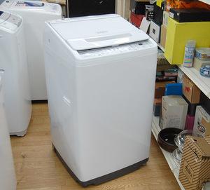 2020年製 日立 BW-V70F ビートウォッシュ 7kg 全自動洗濯機 ホワイト HITACHI ナイヤガラビート洗浄 インバーター 大型 札幌市