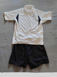 アディダス テニスウェア セットアップ メンズ ハーフパンツ 上下セット 半袖Tシャツ adidas スポーツウェア