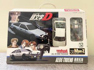 頭文字D kyosho 京商ミニッツ mini-z AE86 トヨタイニシャルD