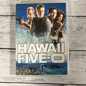 【DVD】Hawaii Five−O Vol.1