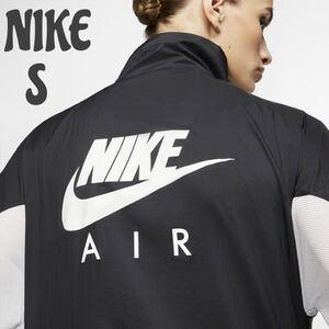 NIKE ナイキエア ウィメンズ フルジップ ランニングジャケット Sサイズ