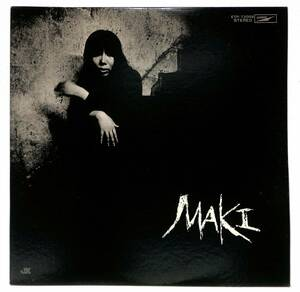 I20 [LP] Asakawa Maki Asagawa Maki World MAKI ASAKAWA Record Japanese Music FOLK Song Song Express ETP-72056