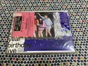【値下げ】【未開封】5th YEAR BIRTHDAY LIVE(完全生産限定版)(Blu-ray Disc) 乃木坂46 セブンネット限定特典付き