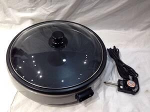 ★3733★三菱 ホットプレート HL-M6 調理器具 お好み焼き 焼きそば 焼き肉 ホットケーキ