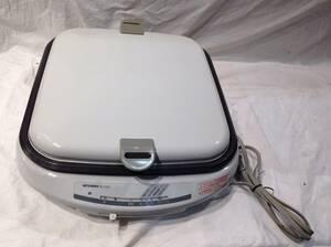 ★3739★三菱 ホットプレート HL-C60 着脱式 調理器具 お好み焼き 焼きそば 焼き肉 ホットケーキ