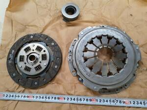 Ford Escort Mk2 1.1/1.3/1.6 1975-1980 Ford e skirt kent (Ford Crossflow OHV Kent) clutch Kit ( clutch 3 point ) new goods unused
