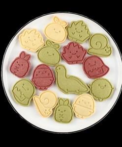 【8個】すみっこぐらし クッキー型 8個セット