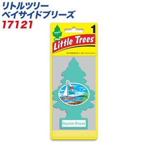 (メール便対応)バドショップ:LittleTrees エアーフレッシュナー ベイサイドブリーズ 吊り下げ式芳香剤/17121