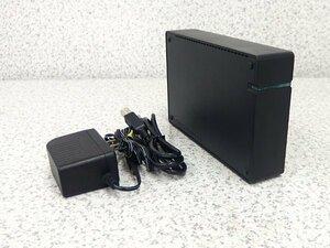 ■※ I-O DATA/アイ・オー・データ 外付けハードディスク HDCA-UT2.0K 2TB 縦、横置き両対応 ACアダプタ-/USBケーブル付属 フォーマット済