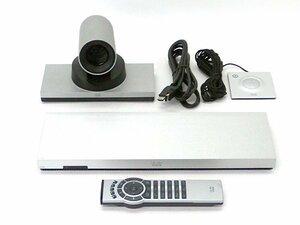 ■○ Cisco/シスコ テレビ会議システム C20 TTC7-18/TTC8-04 HDMI/DVI-I 11080p対応 オプションあり 初期化済み No.41