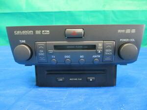 3G  Celsior    30/31    Toyota     Оригинал    DVD    Changer    CD/MD   86120-50A60