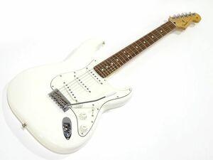092s☆Fender Mexico フェンダーメキシコ Player Stratocaster PWT ストラトキャスター エレキギター ※中古