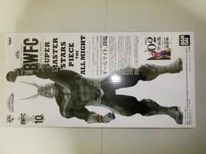 アミューズメント一番くじ 僕のヒーローアカデミア BWFC SMSP オールマイト 02 B賞 THE ANIME 送料無料