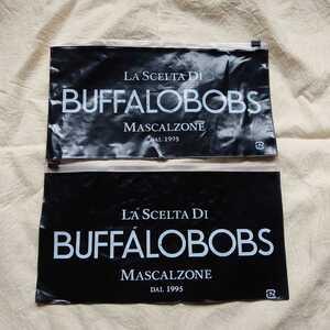小物入れ セット ビニール Luxifer buffalo bobs ポーチ