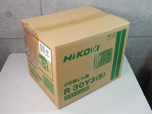 ★HiKOKI ハイコーキ 小型集じん機 R30Y3(S) [布製ダストバッグ/乾式(粉じん)専用]【未使用品】