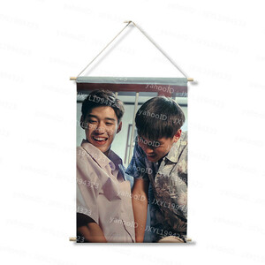 """New Thai drama """"Itold Sunset About You"""" Tapestry Interior Wall Hanging Goods Gift My Love Is Translated With Your Heart BKPP Birkin PP3"""