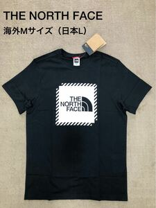 THE NORTH FACE ザ・ノースフェイス ボックスロゴ半袖Tシャツ
