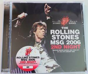 The Rolling Stones [MSG 2006 2ND NIGHT] (2CD)
