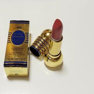 Christian Dior 022 ★ 口紅 ルージュ ディオール ピンク リップスティック ジプシー レッド
