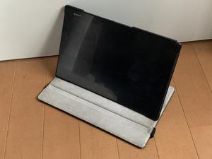 【ケース付】 ソニー SONY au Sony Xperia Z2 Tablet SOT21