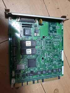 PC98 Cバス SCSIインターフェースボード ICM IF-2767 未確認ジャンク
