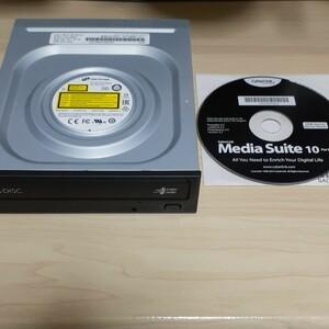 GH24NSD1 日立LG DVDドライブ