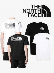 THE NORTH FACE ノースフェイスTシャツ Tee Logo 白 L 限定品