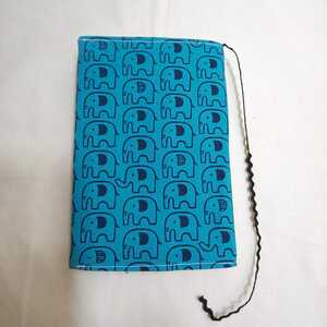 [ library book@ size ] book cover simple type No.76 hand made