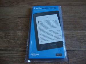 ★ 新品・送料無料 Kindle Paperwhite 防水機能搭載 wifi 32GB ブラック 広告つき 電子書籍リーダー ★