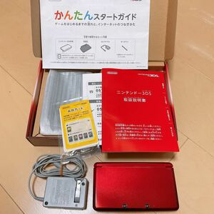 Nintendo 3DS フレアレッド