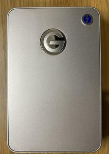GDRIVE mobile with Thunderbolt 1TB