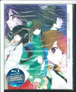 送料無料☆ブルーレイ 魔法科高校の劣等生 九校戦編 4(完全生産限定版) Blu-ray 外装不良