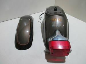 【140】YAMAHA ヤマハ ビラーゴ750 リアフェンダー フロントフェンダー テールランプ フェンダー ブレーキランプ ランプ 1478