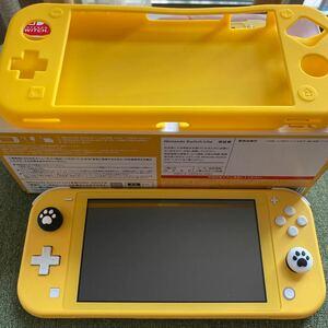 任天堂 Nintendo Switch Lite ニンテンドースイッチライト本体 イエロー