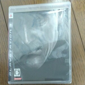 【PS3】 METAL GEAR SOLID 4 GUNS OF THE PATRIOTS [通常版]