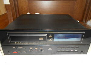 マッキントッシュ  MCD7000  リモコン、元箱あり