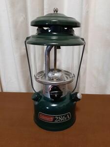 【美品】コールマン286 ワンマントルランタン 2003年12月製 21062473