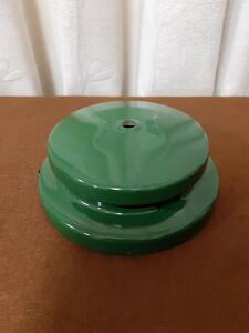 【良品・緑色】コールマン純正ノーススター2500用ベンチレーター 21062486