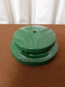 【良品・緑色】コールマン純正ノーススター2500用ベンチレーター 21062487