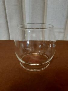 【希少】ガラスグローブ(赤ラベル)for200A 21070809