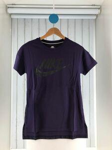 ナイキ NIKE 新品未使用 半袖Tシャツ ビッグ パープル系