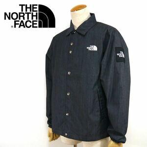 THE NORTH FACE【ザ・ノース・フェイス】GTX Denim Coach Jacket Men's/GTXデニムコーチ