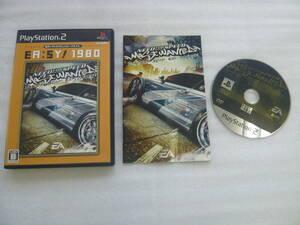 21-PS2-345 プレイステーション2 ニードフォースピード ウォンテッド 動作品 プレステ2 PS2